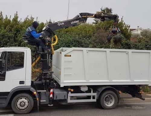 Smaltimento rifiuti in conto proprio a Roma